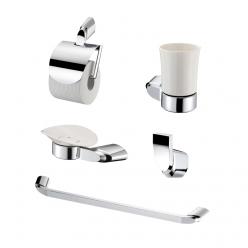 범한 욕실 악세사리 5종 세트 KH512S