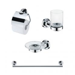 범한 욕실 악세사리 4종 세트 NU806S