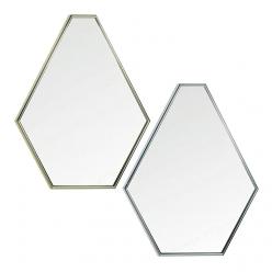 하나바스 육각 거울
