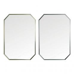 하나바스 직팔각 거울
